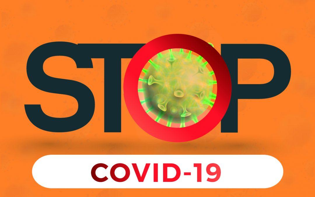 COVID-19 : Nous renforçons les mesures barrières au sein de notre laboratoire face au réveil épidémique.